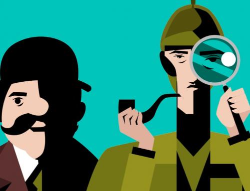 Løs Sherlock Holmes mysteriet og forstærk samarbejdet